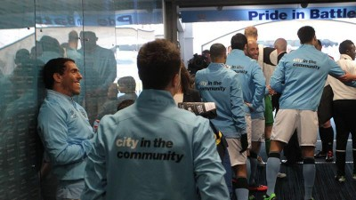 MAN CITY TV | Tunnel Cam